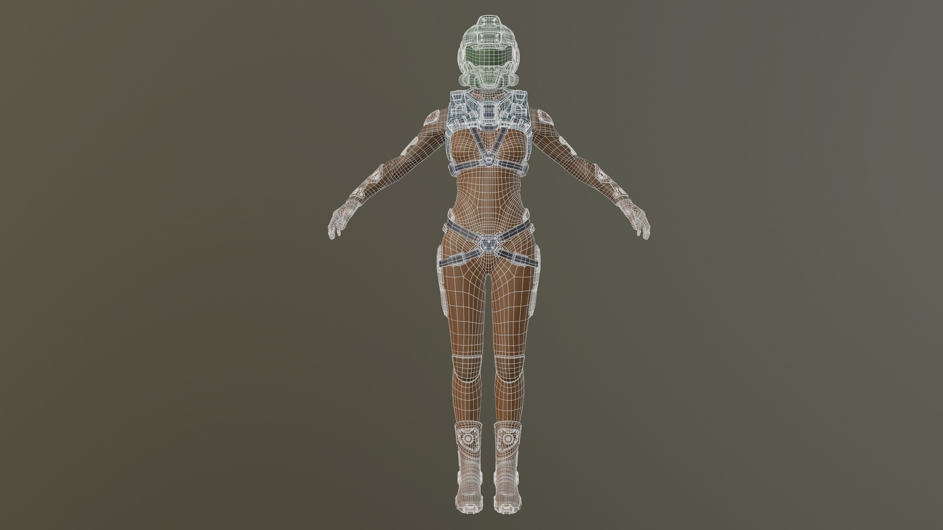 Fred howard mechpilot wireframe 3