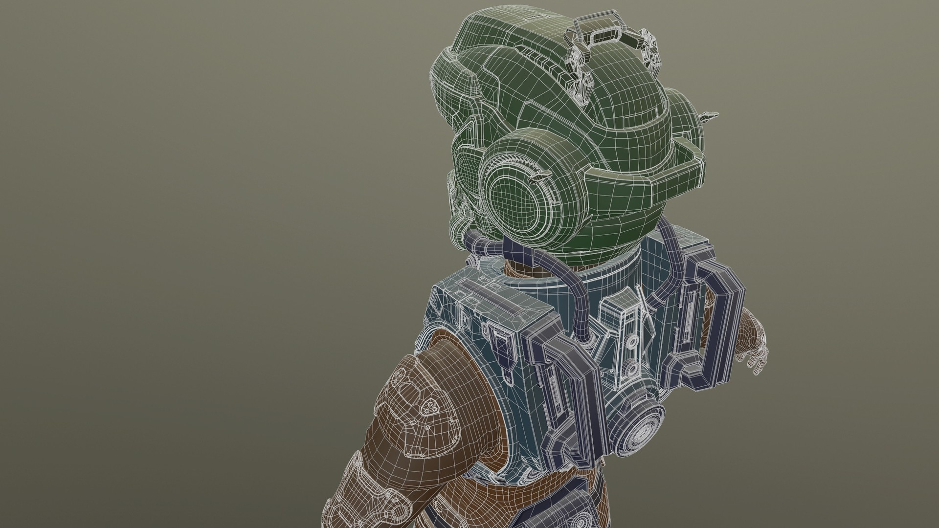 Fred howard mechpilot wireframe 11
