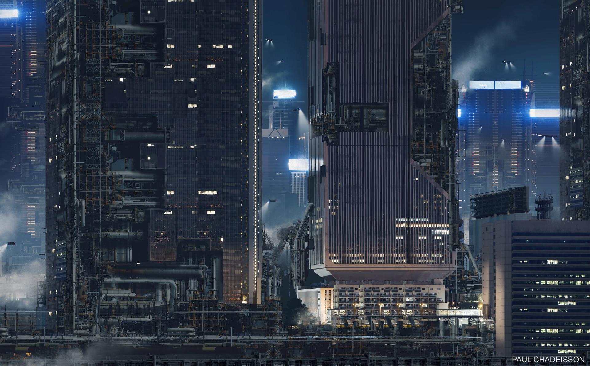 Paul chadeisson mute pchadeisson 09 conceptart skyline