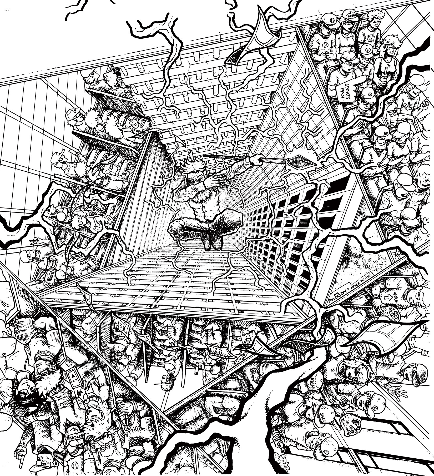 Buster moody buster moody cursewords cover inks2