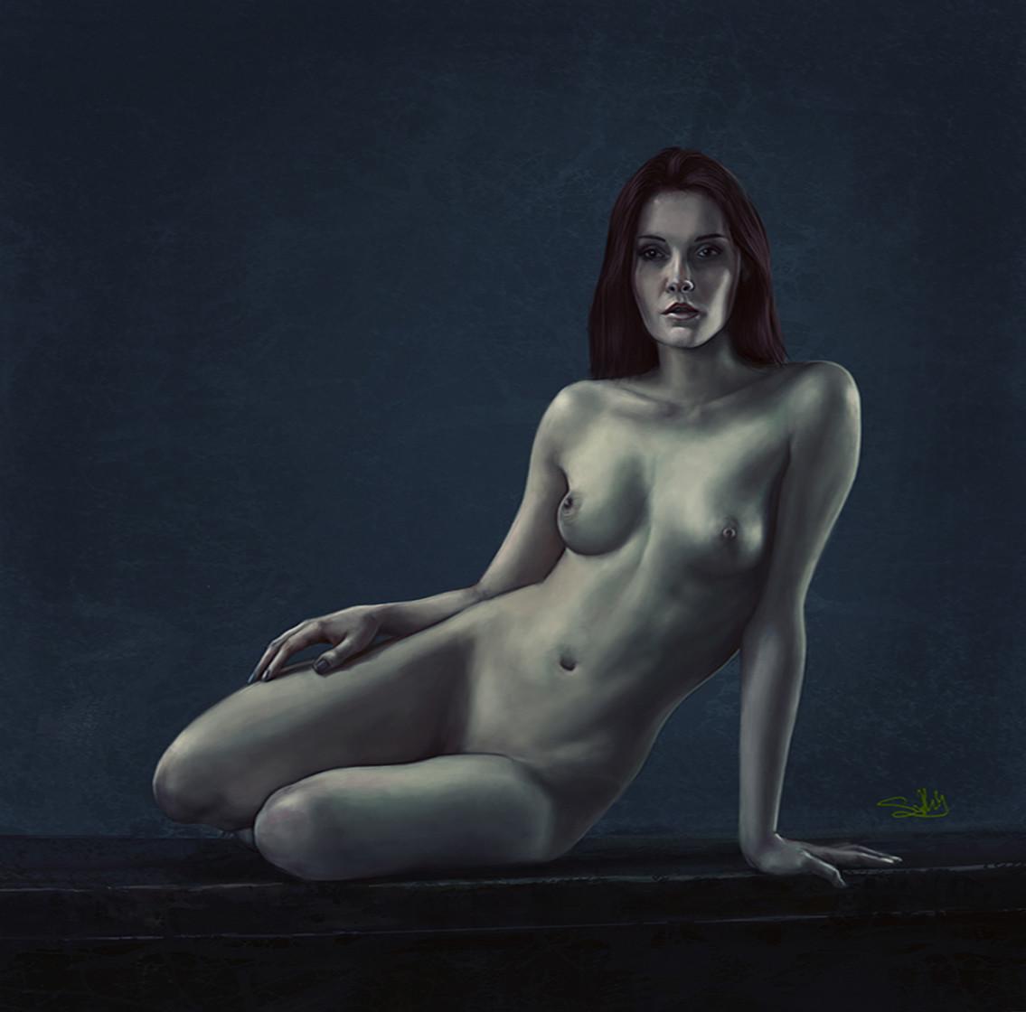 Artwork photo female nudes