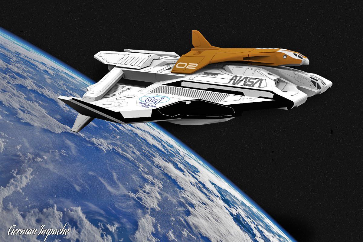 Sub Orbital  Glider transporter