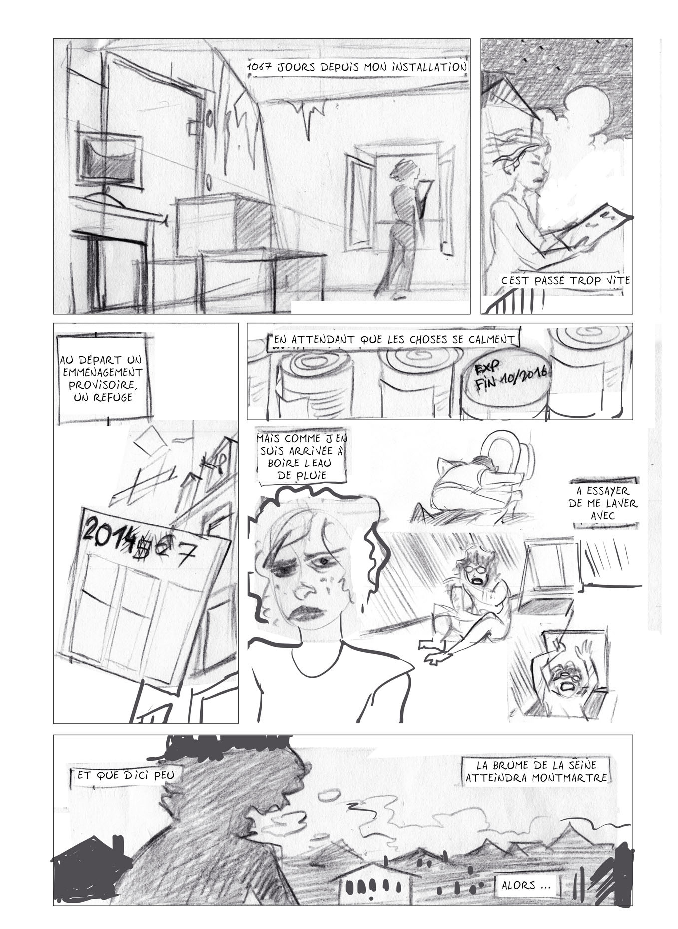 Serge fiedos oceane storyboard page07 by serge fiedos
