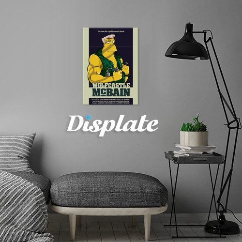Steve rampton displate link update
