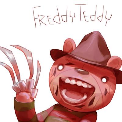 Ivan nikulin freddy teddy 01