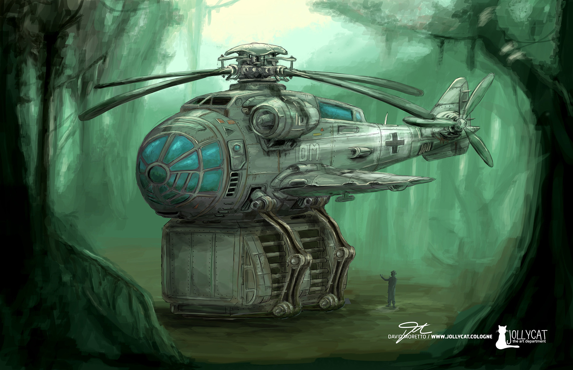 David moretto gottesgreifer conceptart 002c