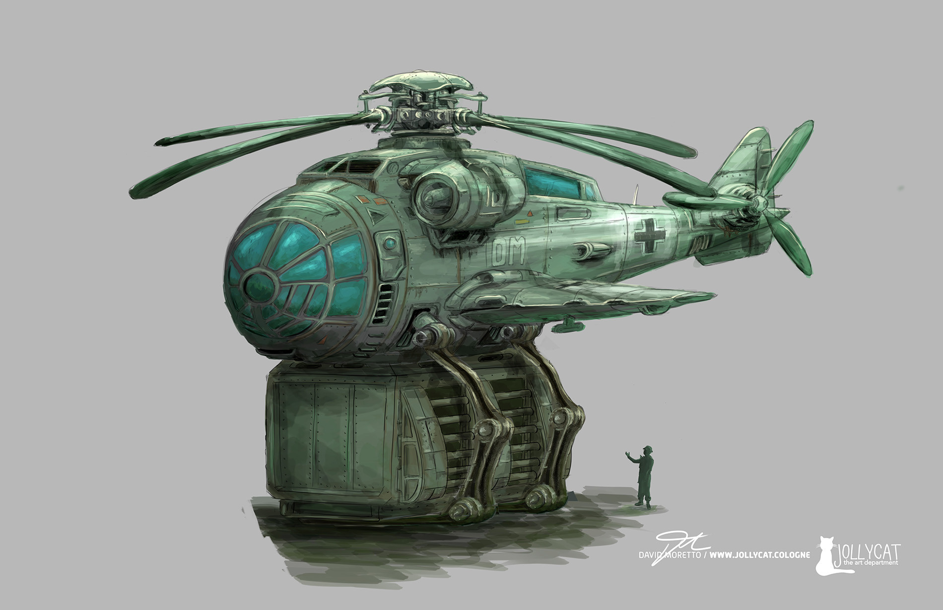 David moretto gottesgreifer conceptart 002b