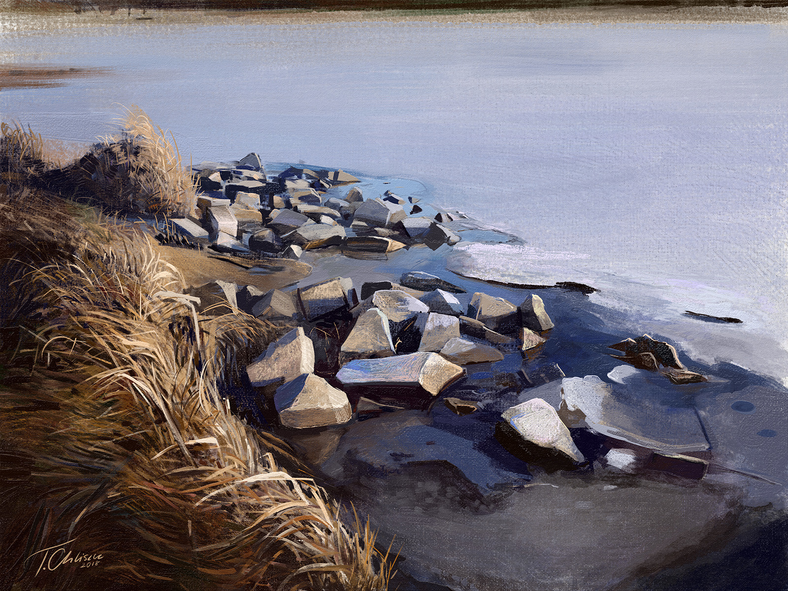 Tymoteusz chliszcz landscape83 by chliszcz