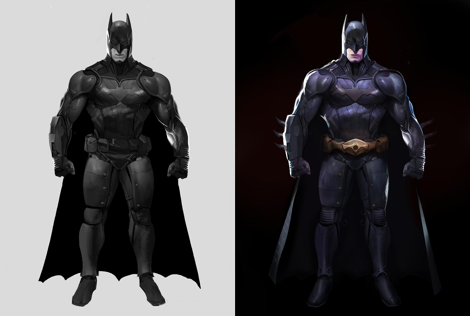 Marco nelor bats small & marco nelor - Batman costume and explorations