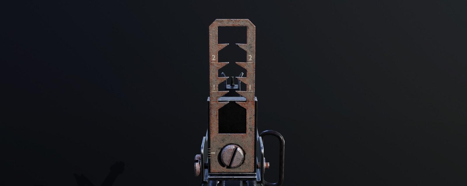M203 Grenade Launcher Sight