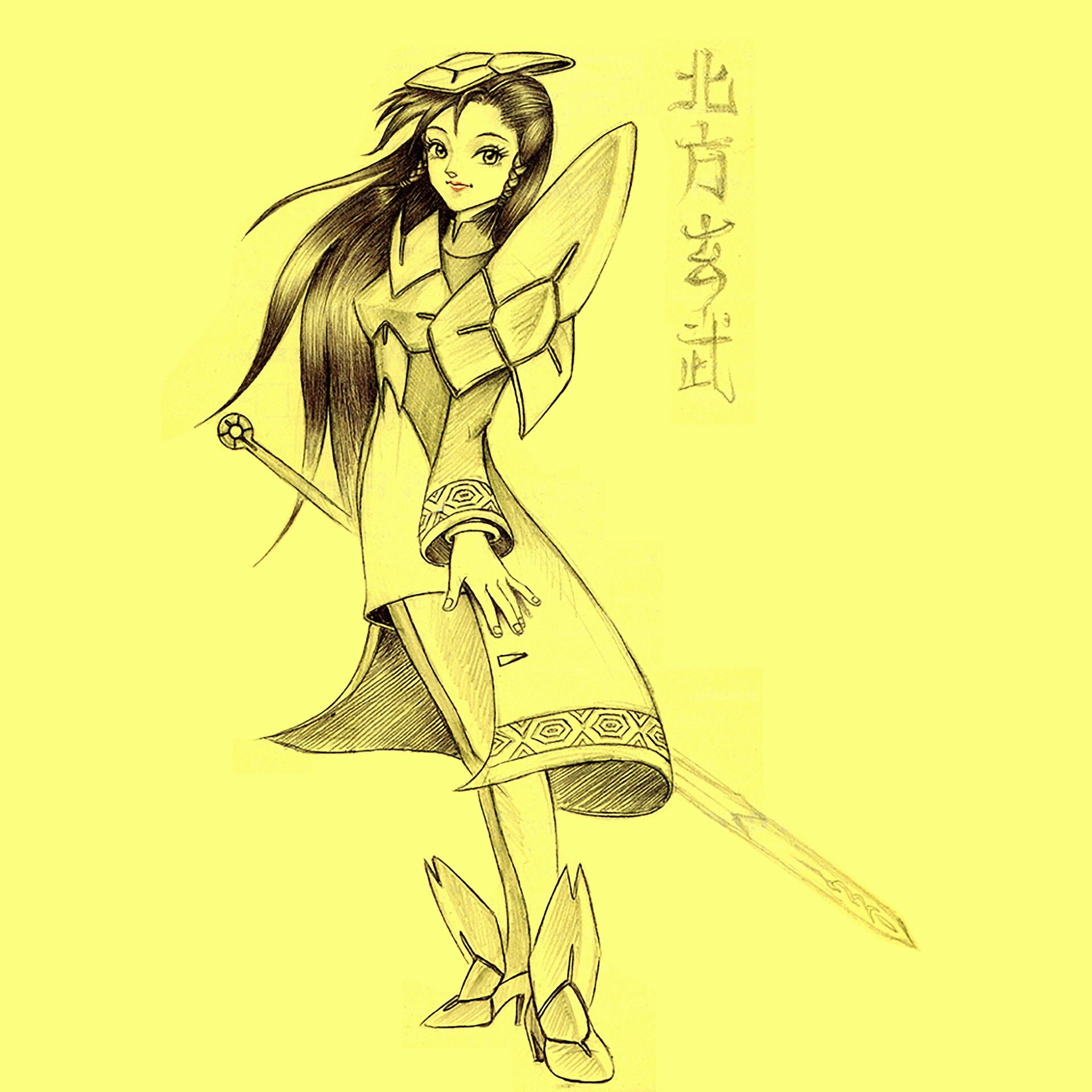 E lynx lin mingjing01