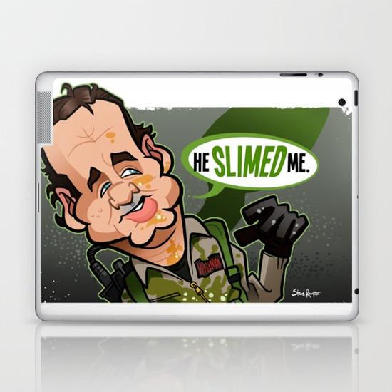 Steve rampton slime ghostbusters