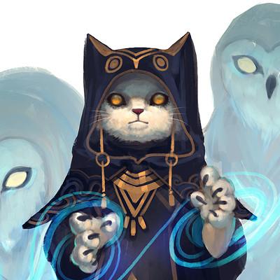 Soojung ham owl sorcerer