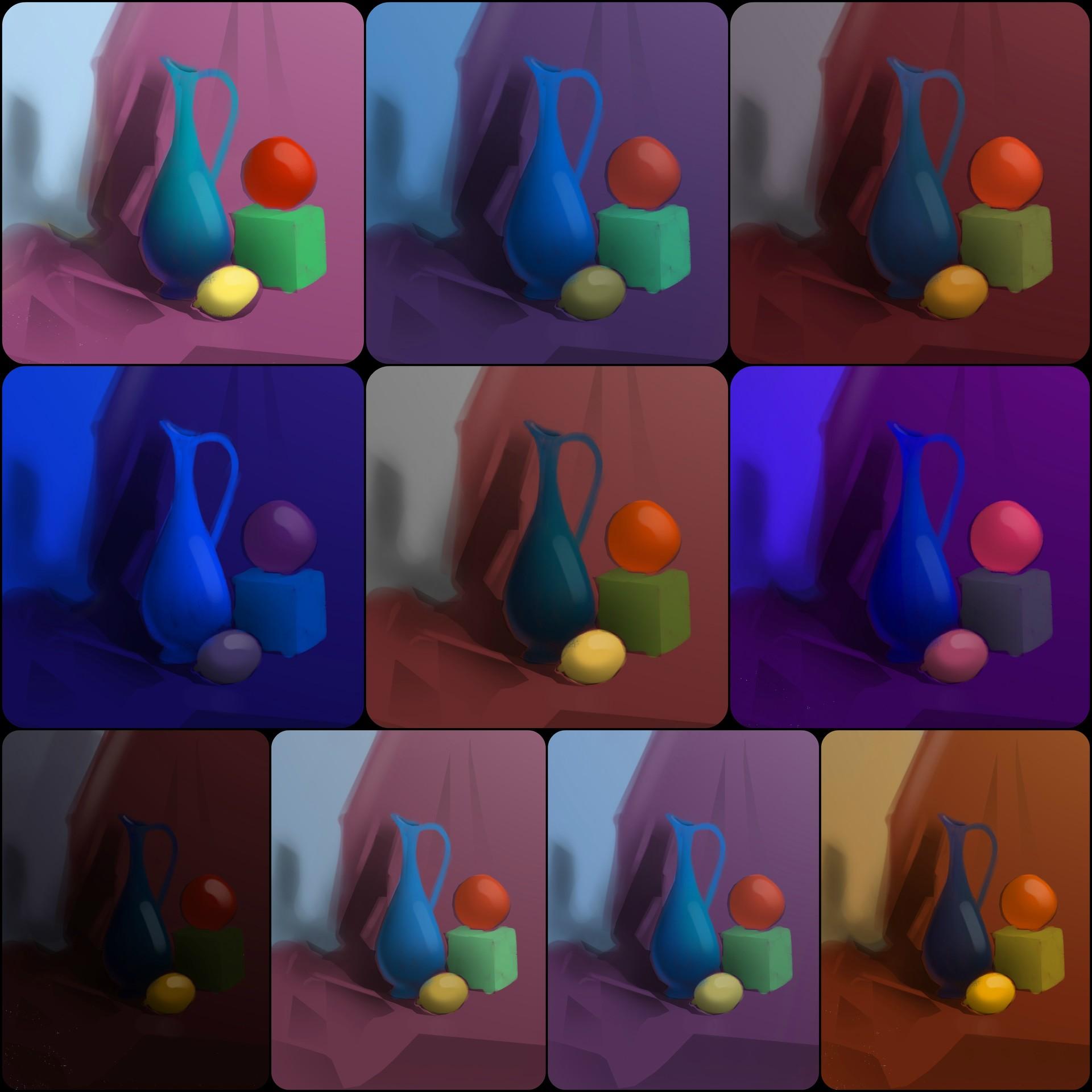Yeve drovossekova befunky collage