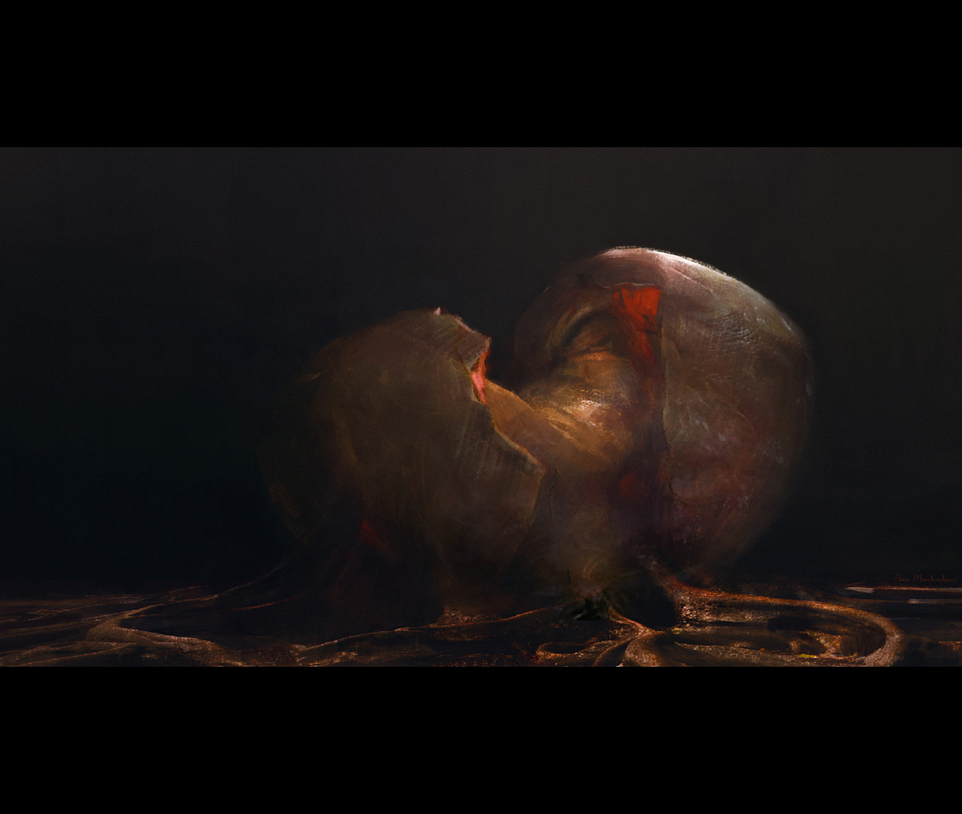 Alexander mandradjiev alien pod v2 b
