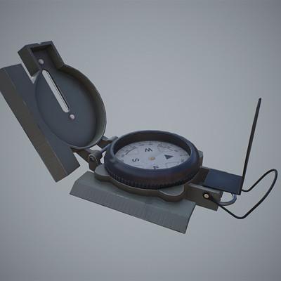 Maurizio barabani compass lp02