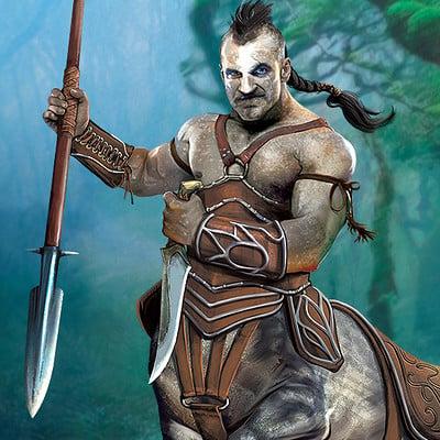 Jarek nocon centaur