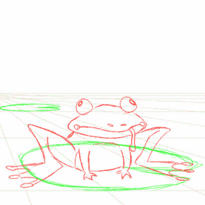 Adrien baur frog