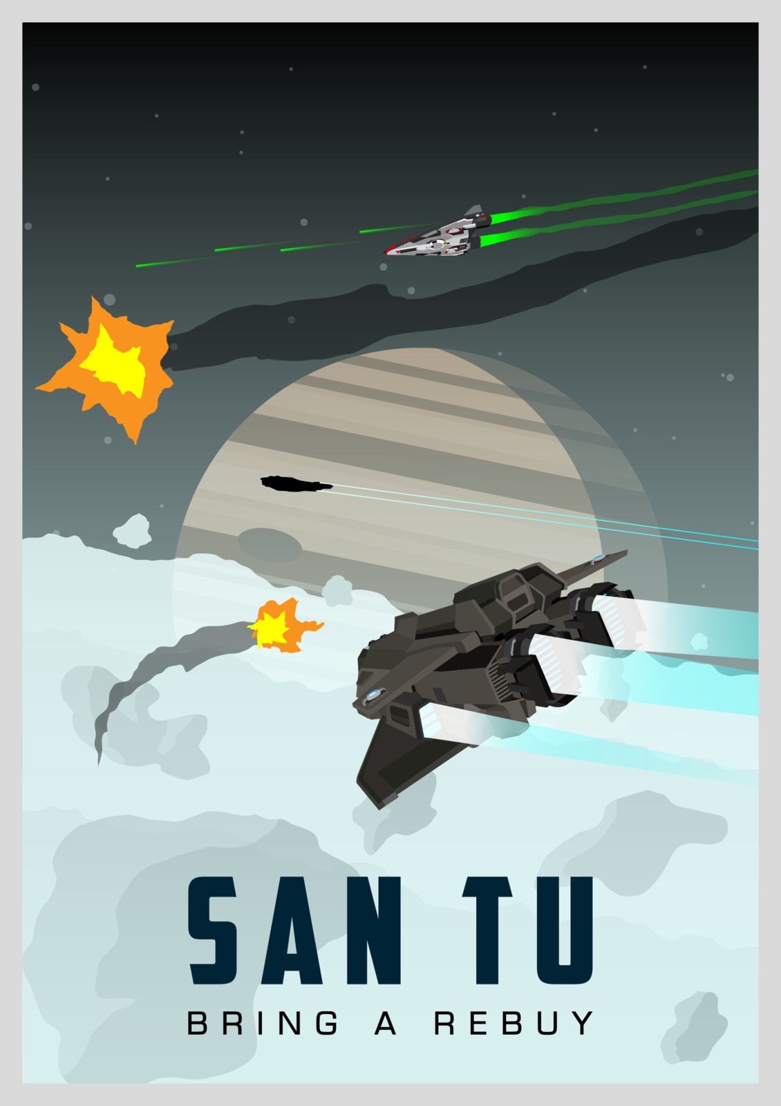 Elite Dangerous - San Tu