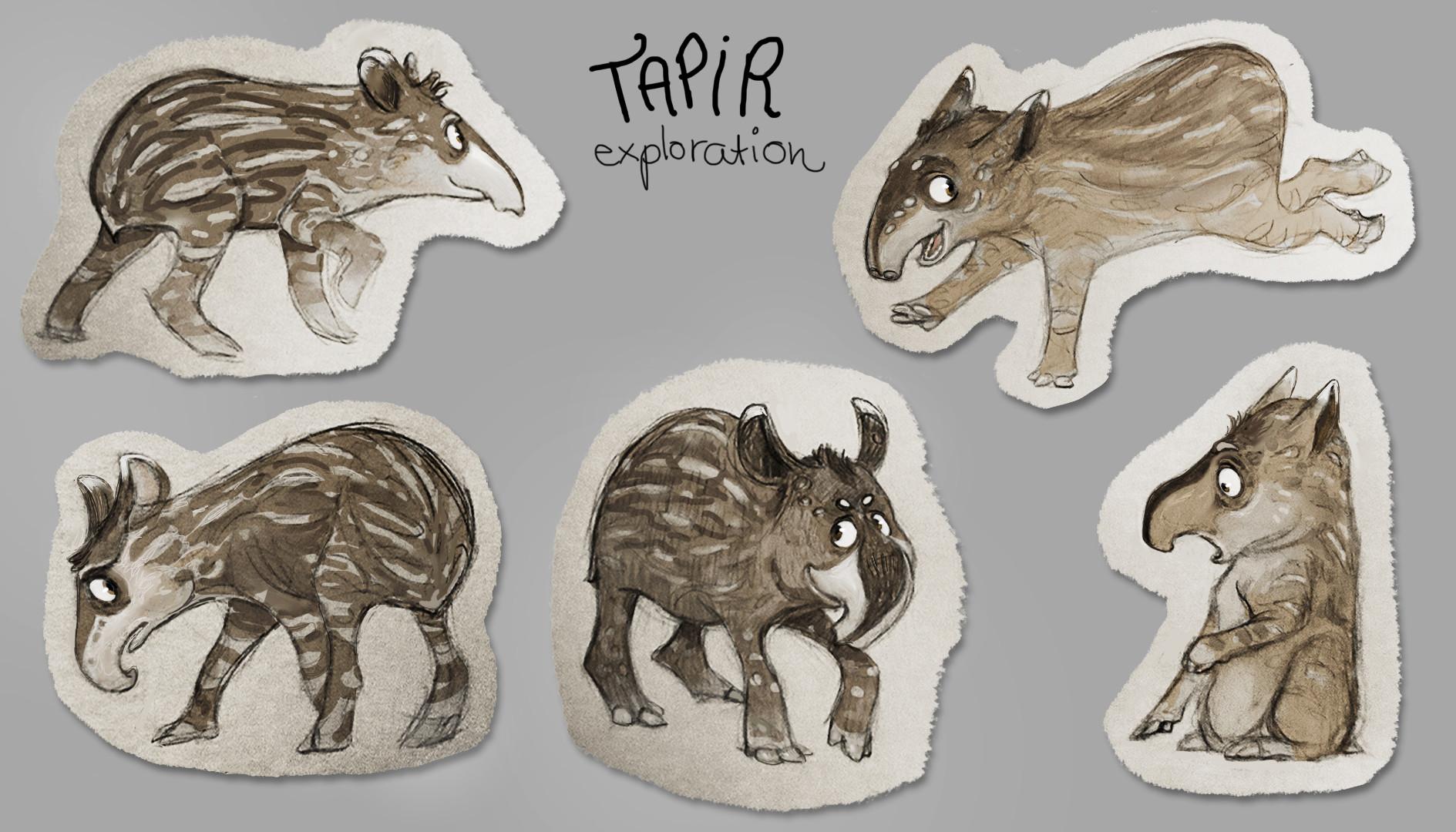 Vivien lulkowski tapirbabies