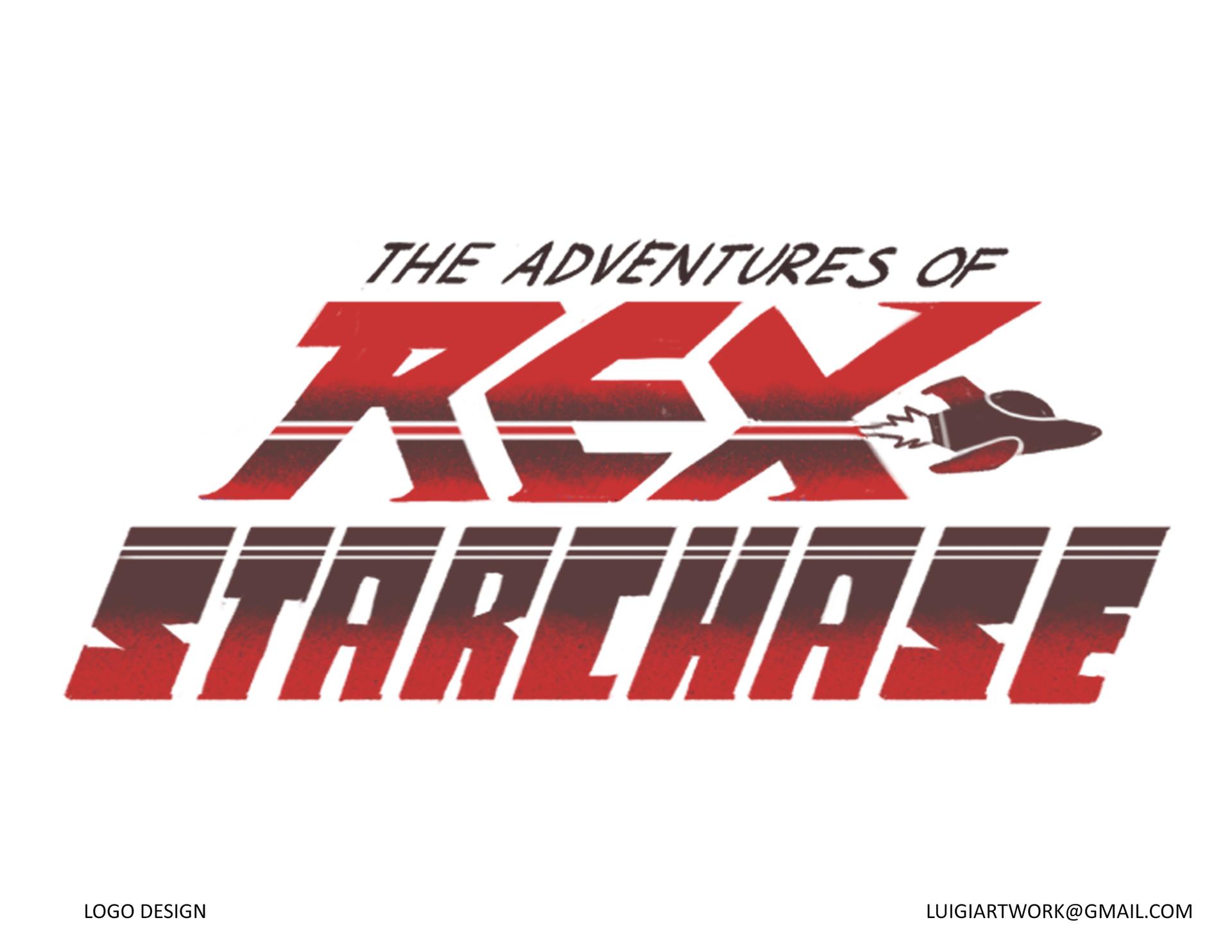 Luigi lucarelli 1 rex starchase logo