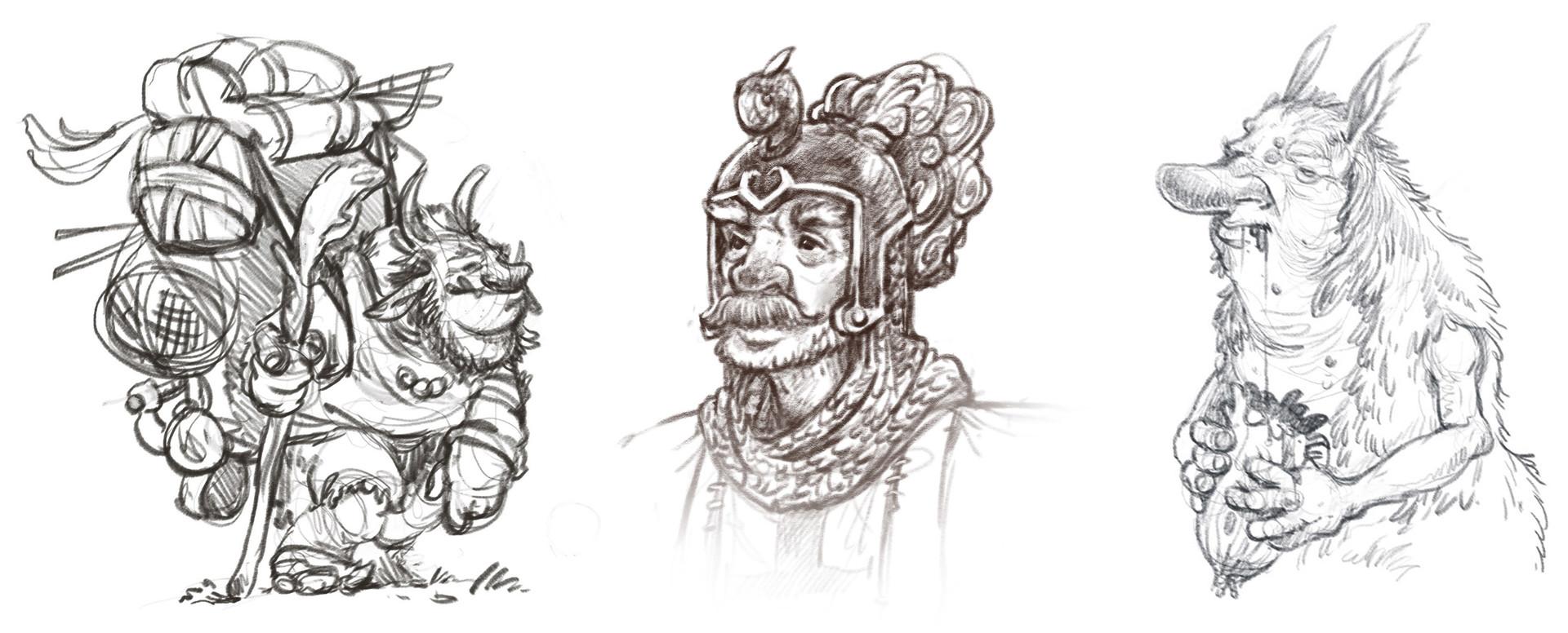 Kamil murzyn sketch04