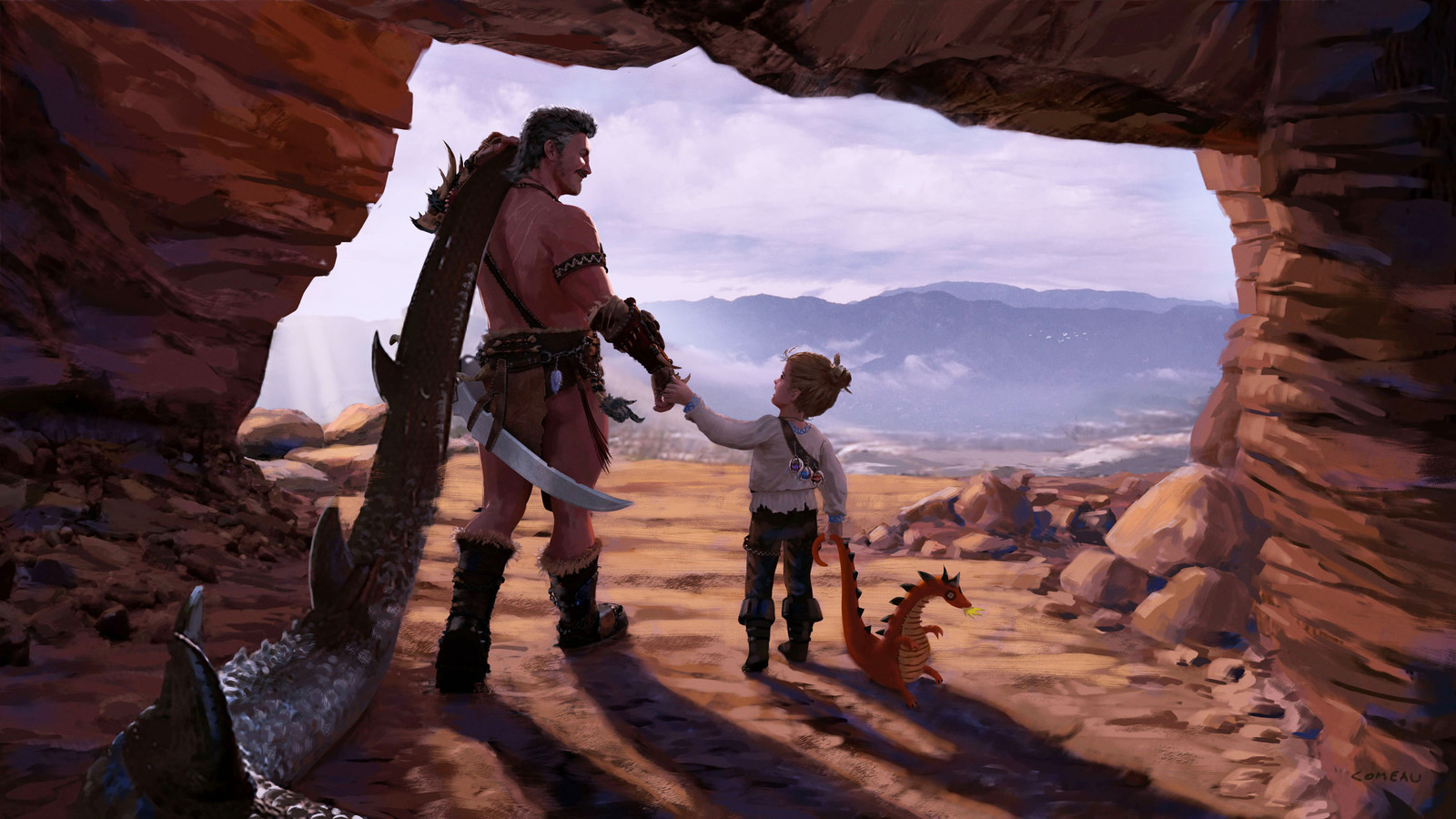 Dungeons & Dads : Quality Time