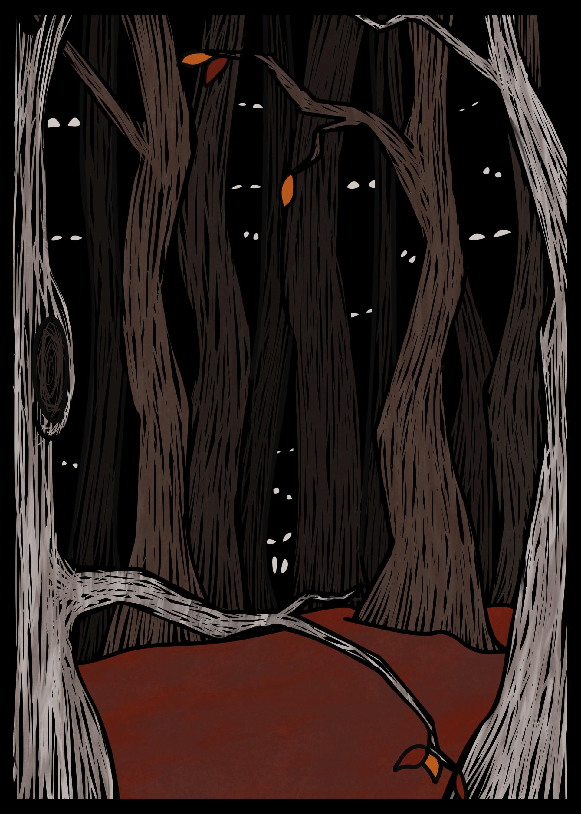 Jessica olney litw forest