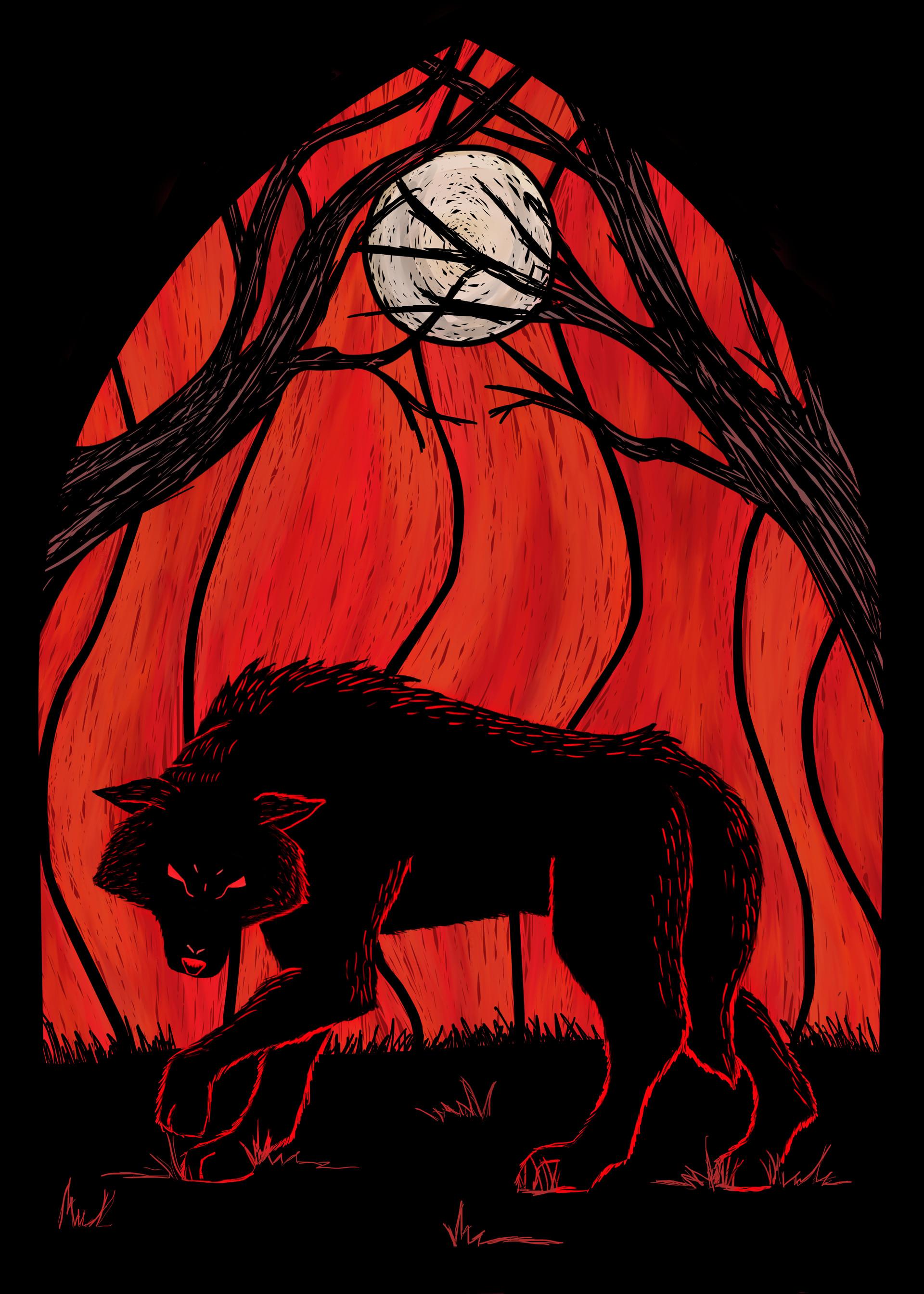 Jessica olney litw wolf