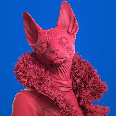 Pablo munoz gomez le cat wip 1