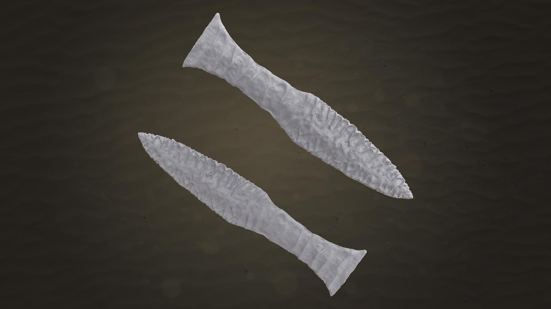 Christoffer sjostrom flint dagger high