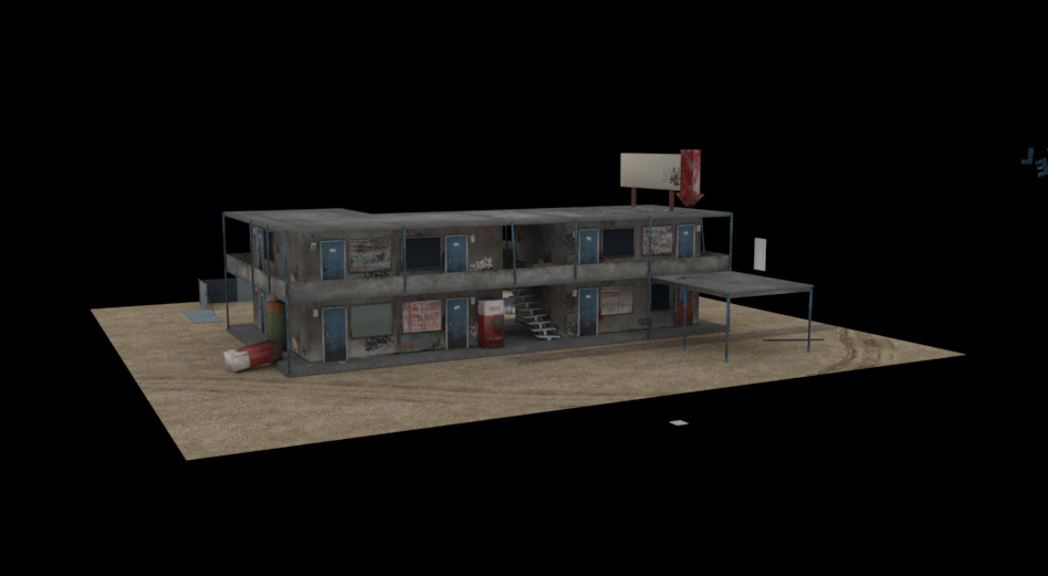 Jordan cameron motel faraway