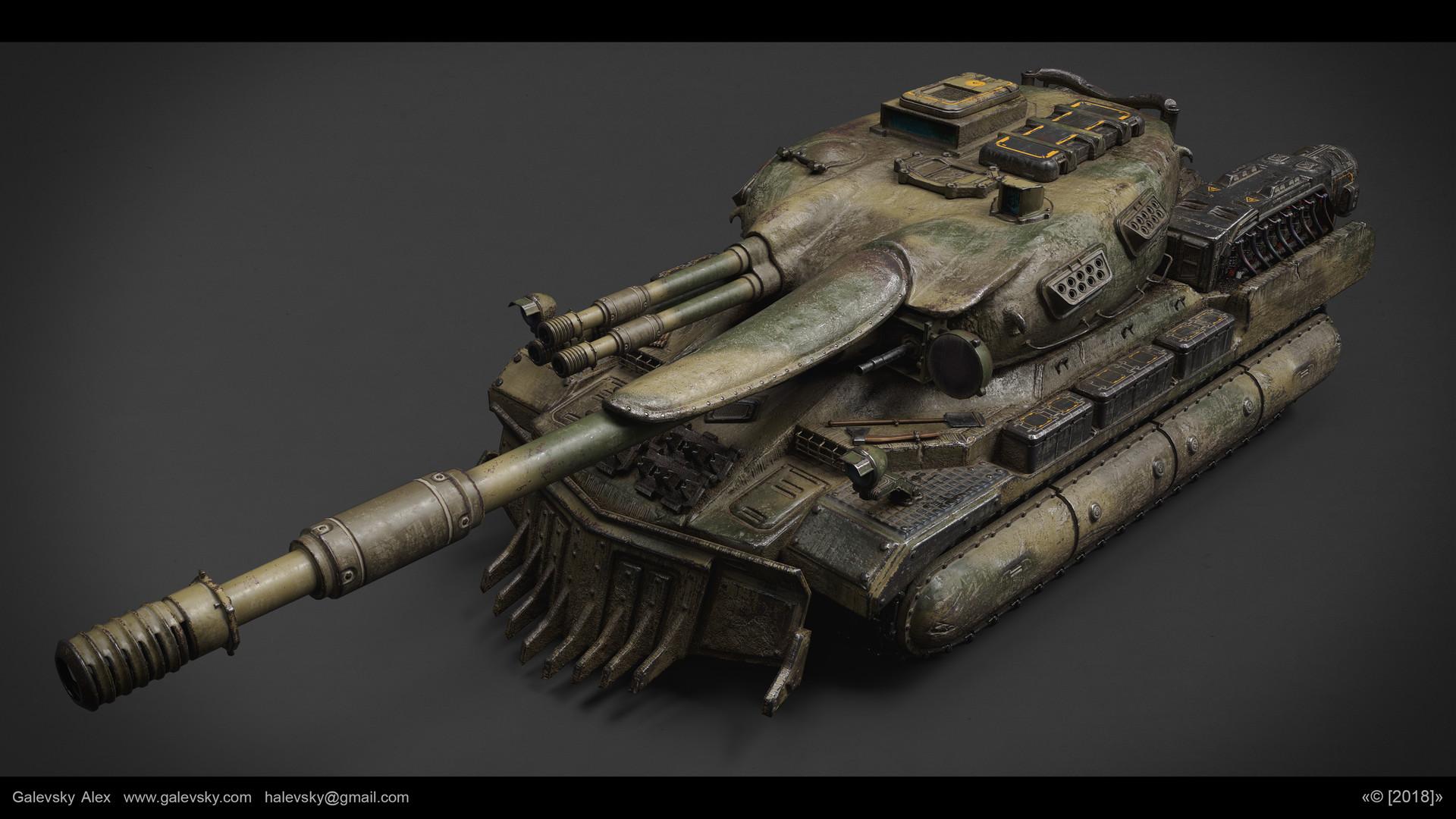 Concept Art Dieselpunk Weapons
