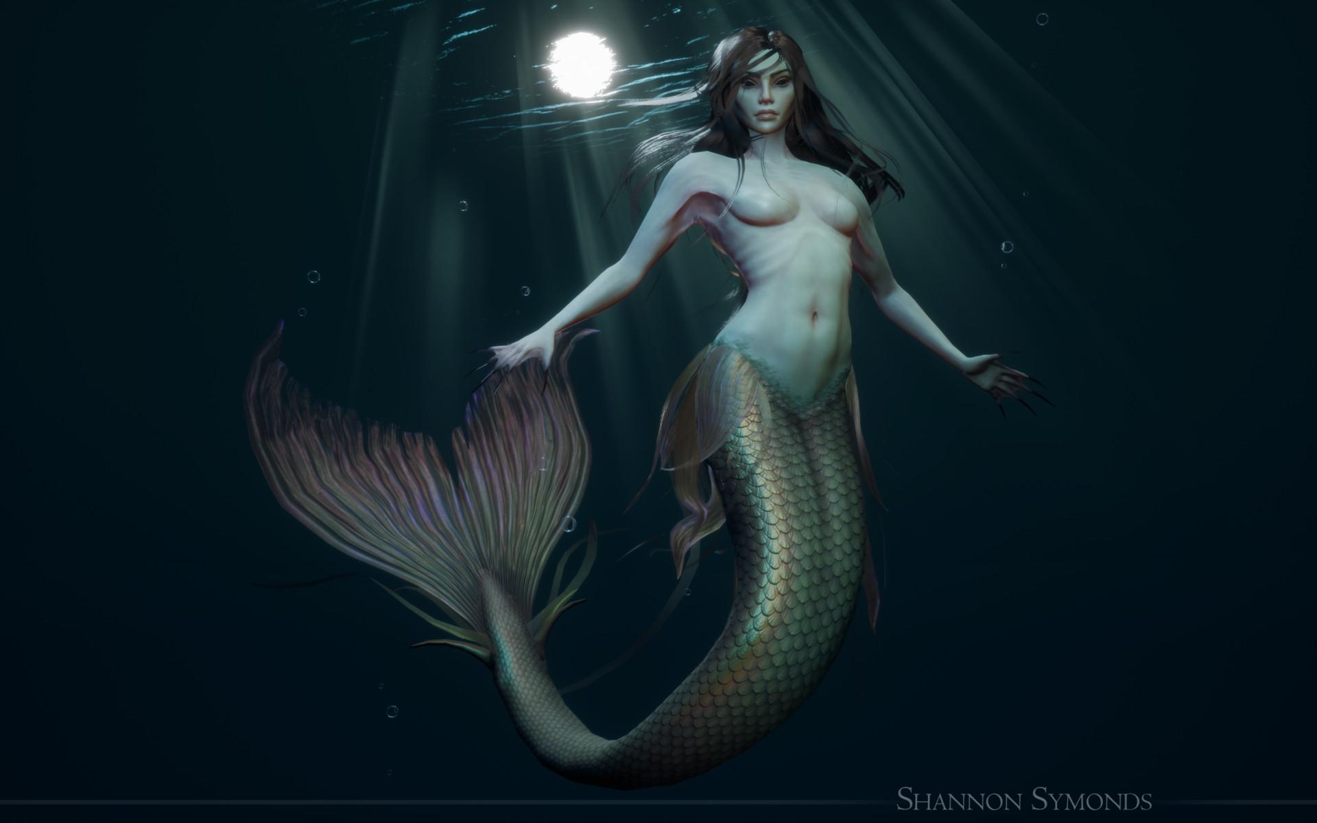 Shannon symonds main render mermaid