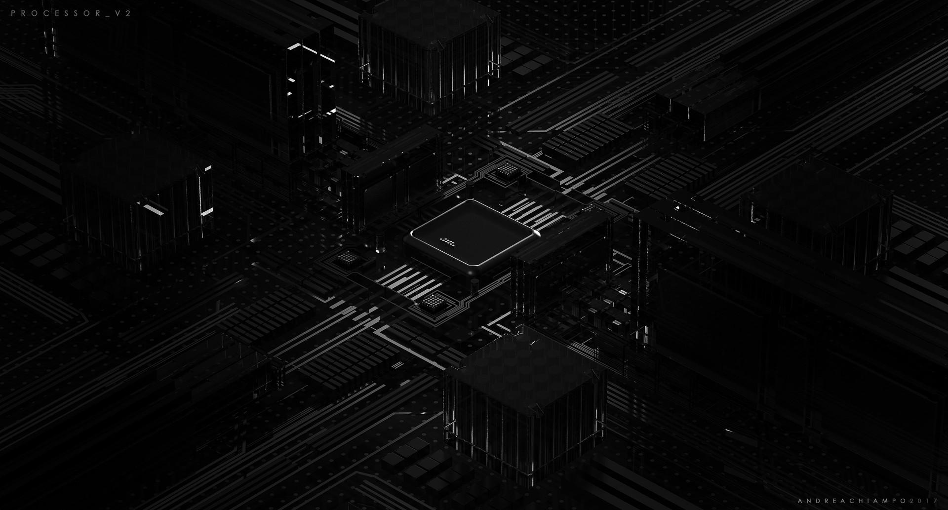 Andrea chiampo processor v2 d darker