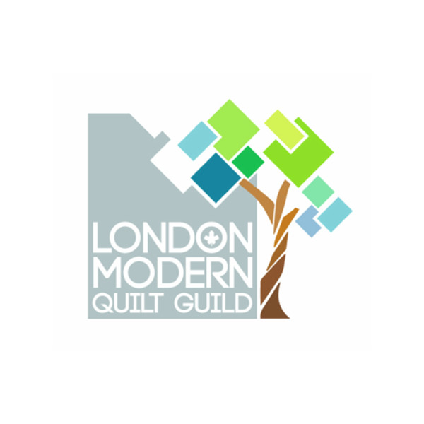 London Modern Quilt Guild Logo