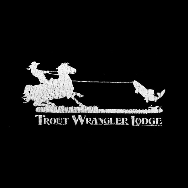 Trout Wrangler Lodge Logo