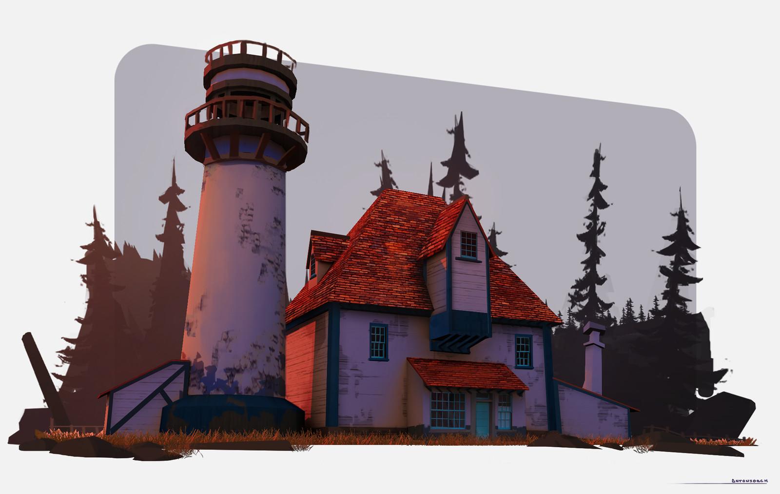 Village House Design