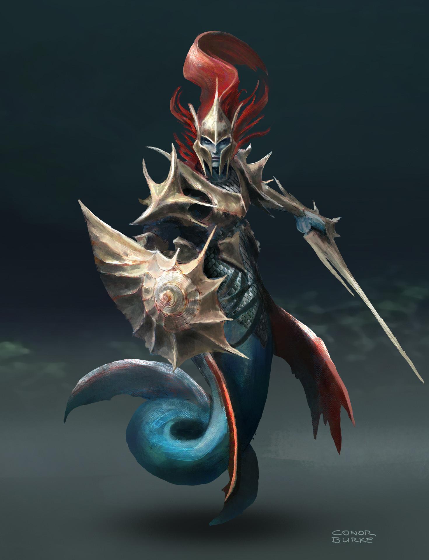 Conor burke conor burke btw denizen mermaid