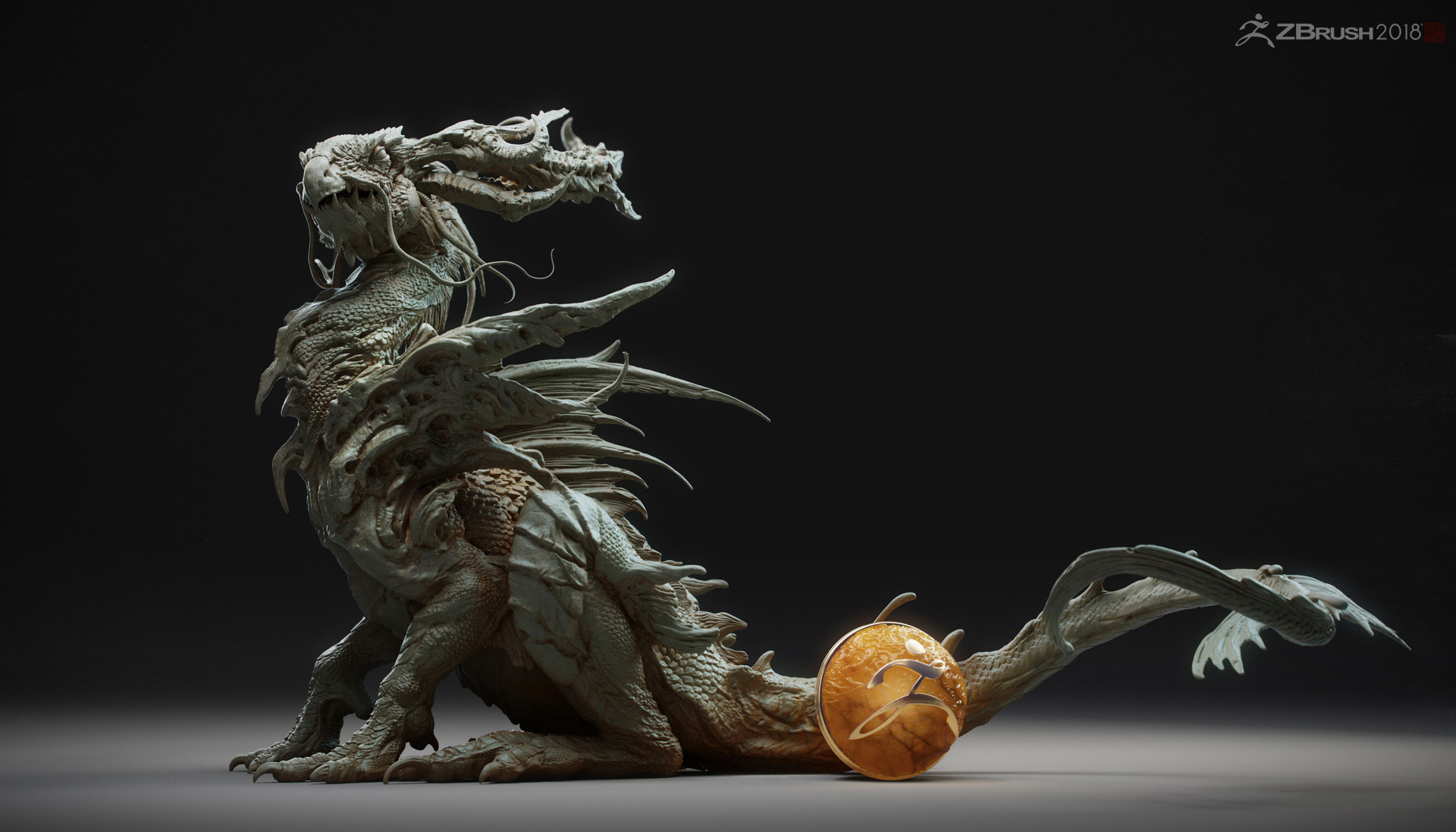 Zhelong xu the dragon ball003