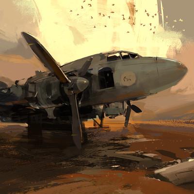 Sina pakzx kasra old plane