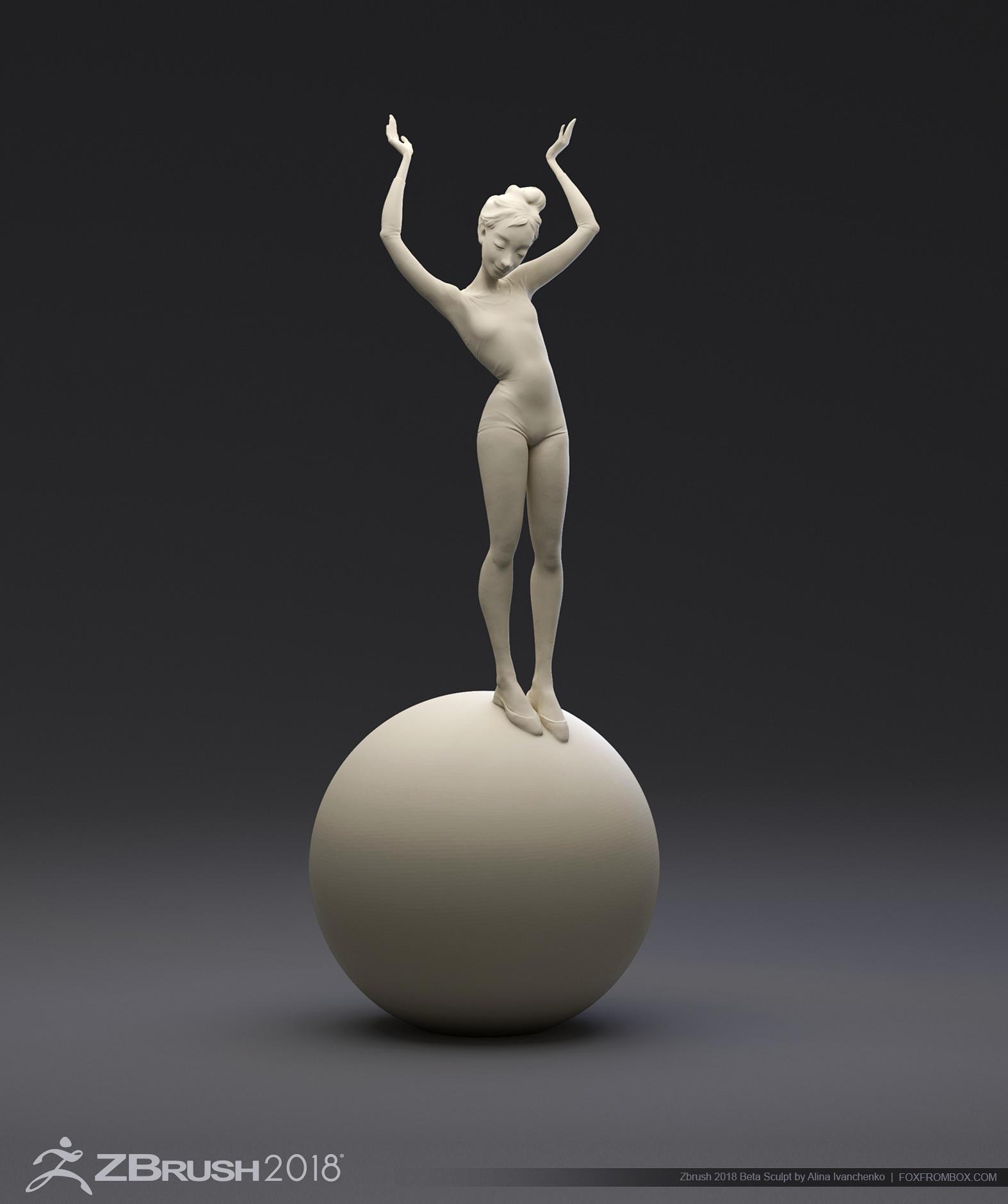 Alina ivanchenko shere sculpt keyshot01