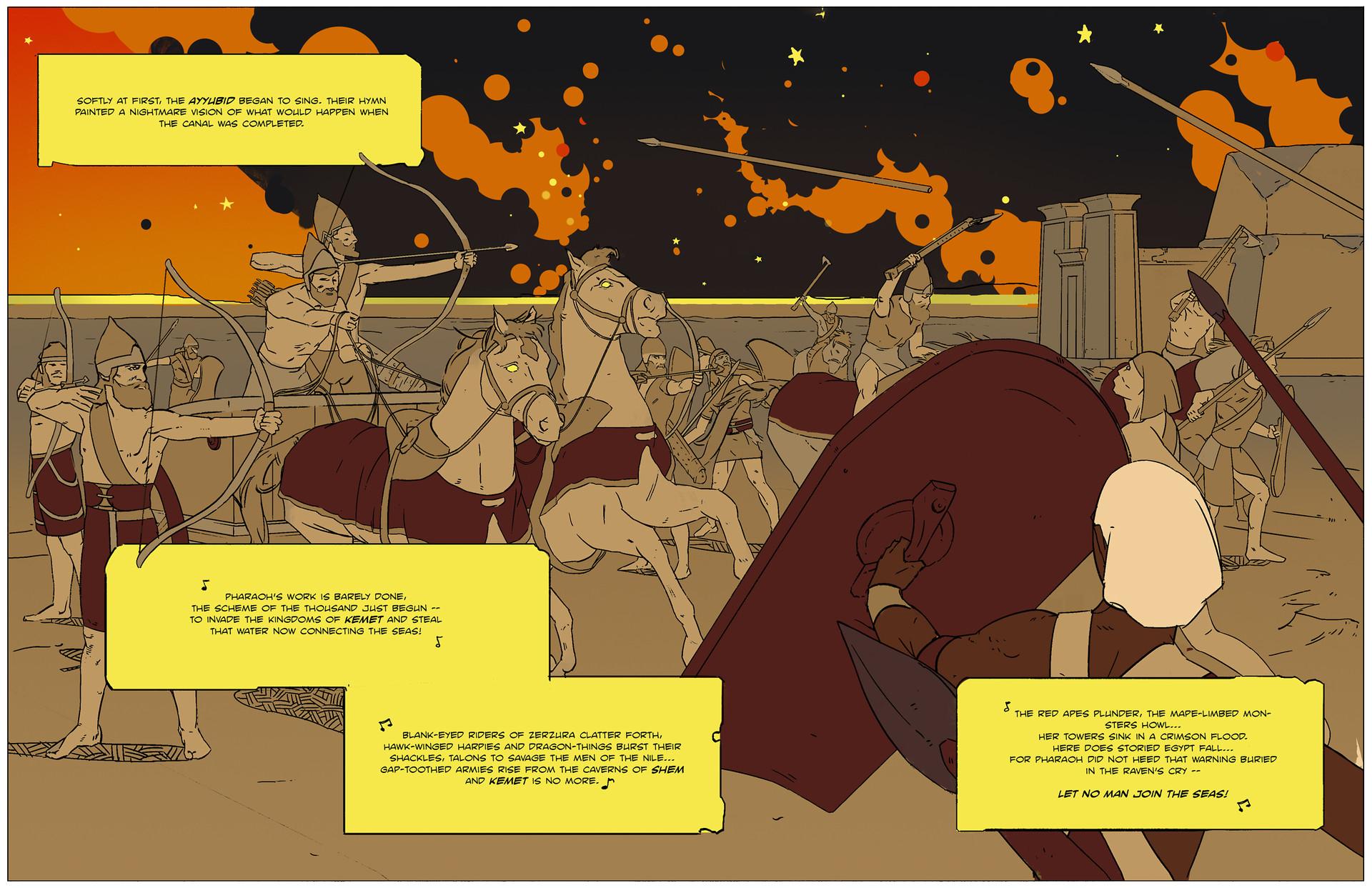 Devin korwin page 6 7