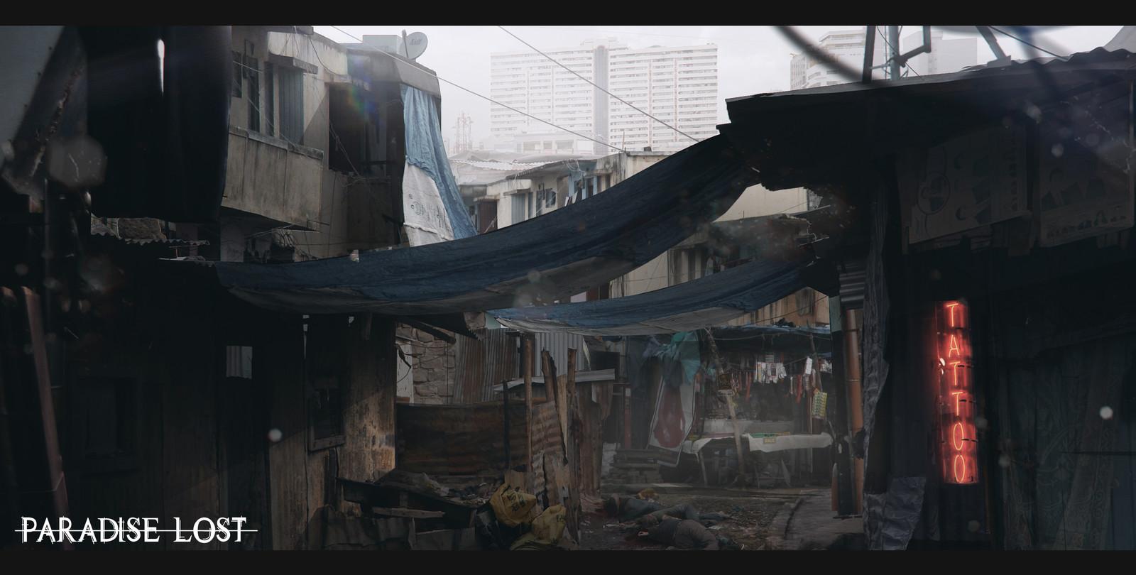 Paradise Lost Slum