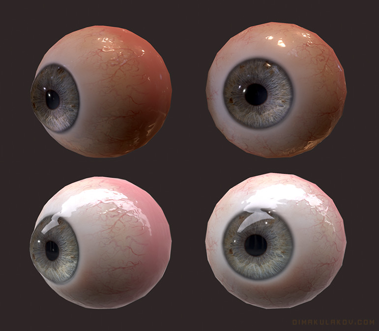 Dima kulakov eye render 02