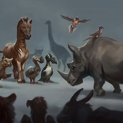 Raph lomotan extinct