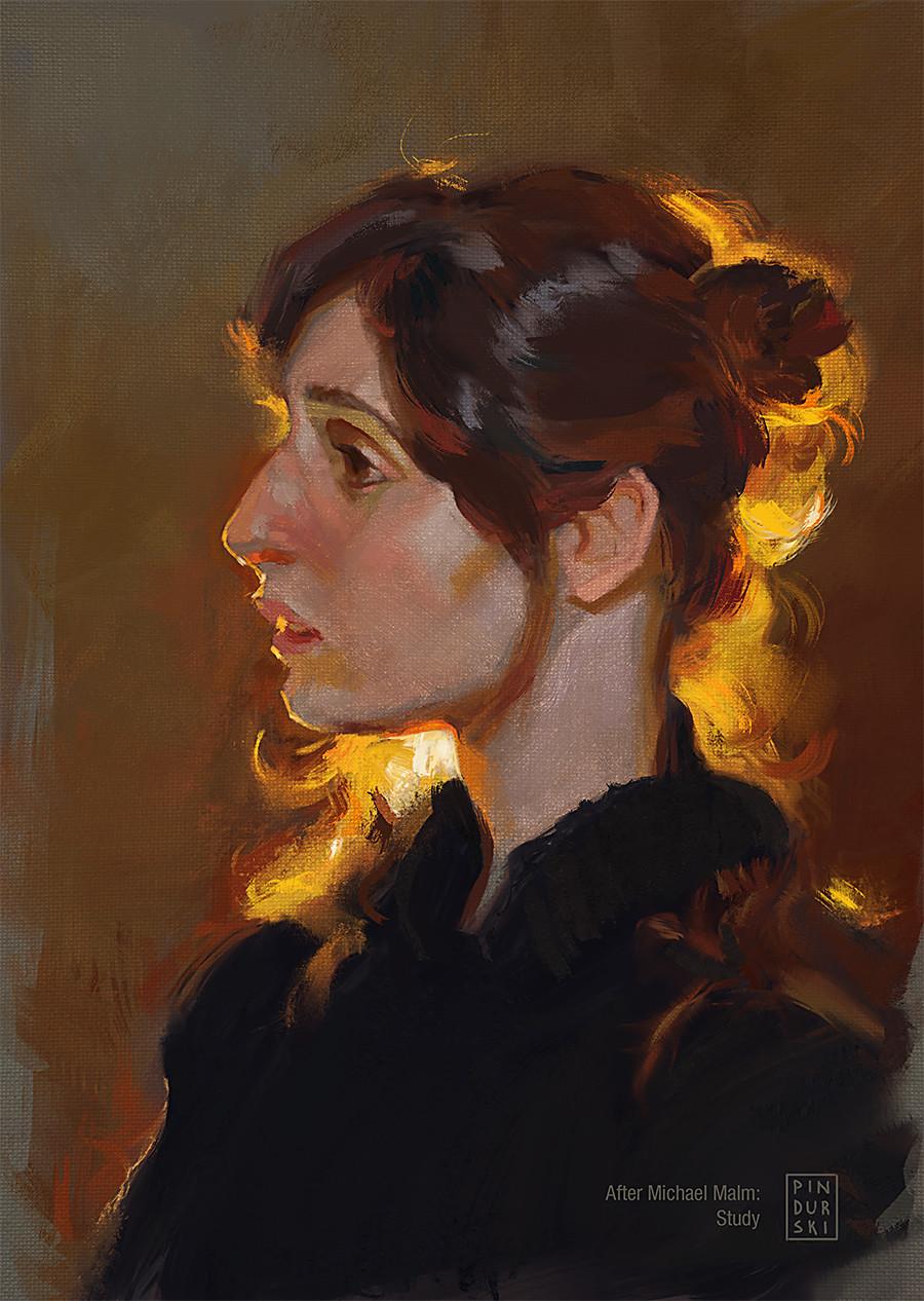 Michael Malm Study