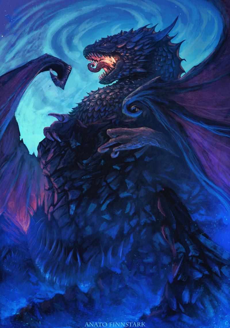 Anato finnstark dragon of the war of wrath lotr by anatofinnstark dc79nl9