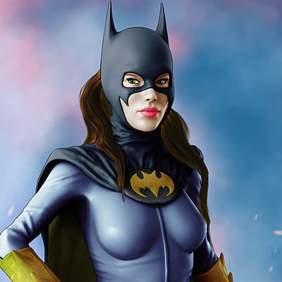 Chris rena final batgirl