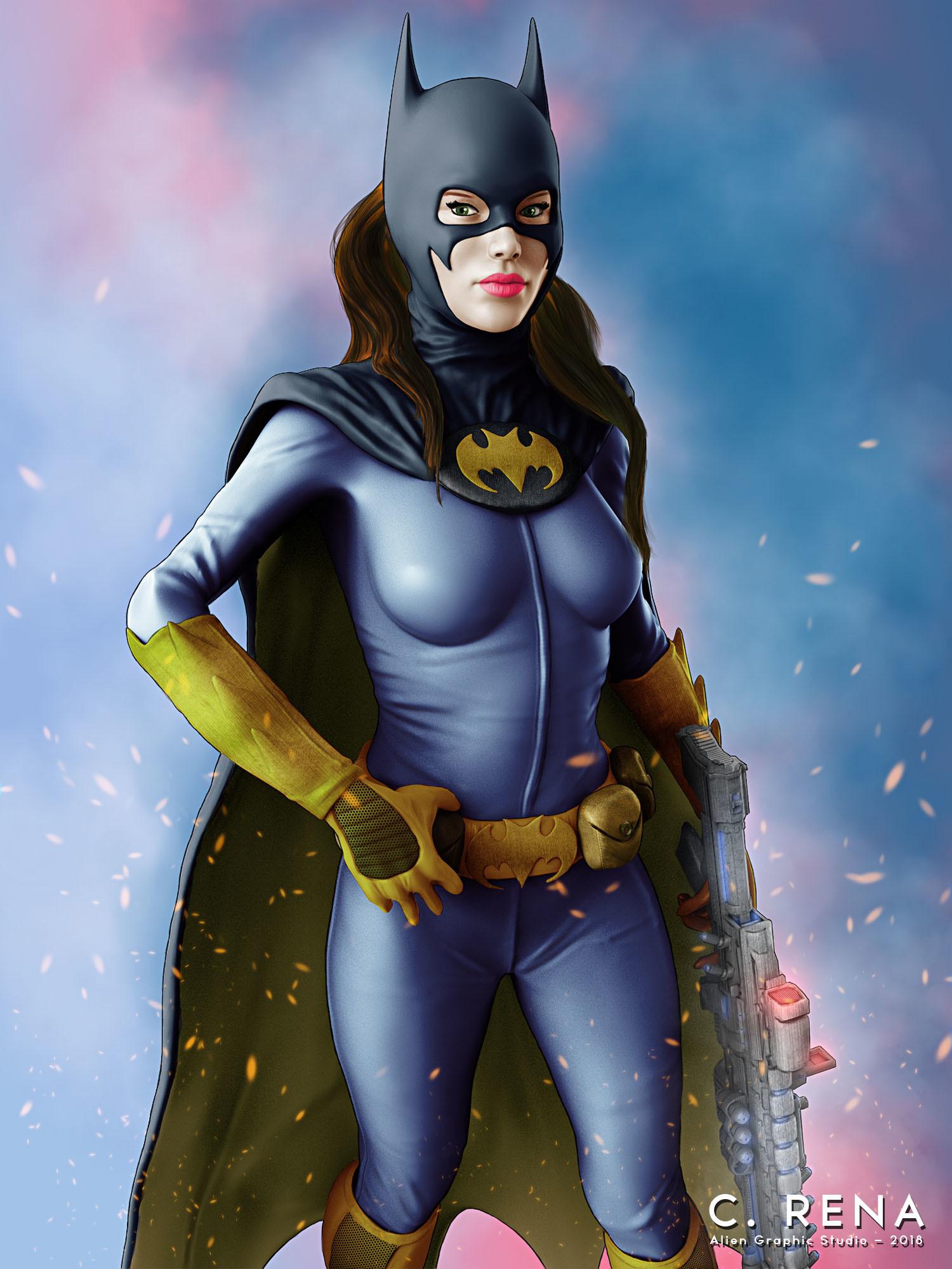 Chris rena final batgirl